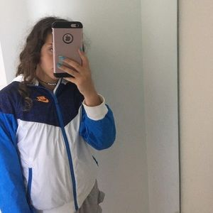 Kids Nike windbreaker